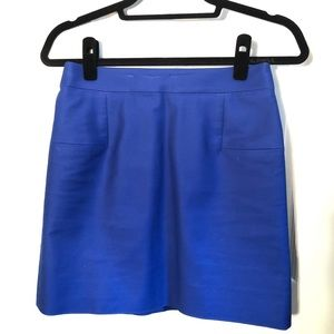 True Blue Skirt